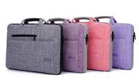 """15"""" 15.4"""" 15.6""""Nylon Oxford Laptop Messenger Carrying Case Notebook Shoulder Bag"""