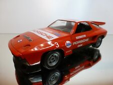 POLISTIL SN03 PORSCHE 928 - RALLY #3 - RED 1:25 - GOOD CONDITION
