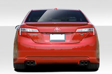12-14 Toyota Camry Duraflex Racer Rear Lip Air Dam 1pc Body Kit 109340