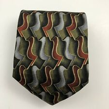 Von Furstenberg Mens Tie Necktie Made in Italy 100% Silk