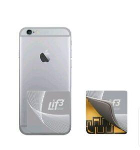 New Lif3 Smart Chip I Phone 6 Lif3 Chip6/6 S EMF protection radiation blocker