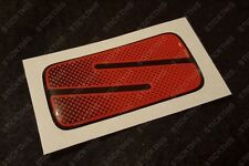Suits Holden HSV VN VP S Pack - Boot Decal/Badge.