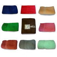 Luxury 100% Soft Cotton 550 Gsm Bath Beach Towel Brand New Gift