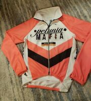 She Beest Petunia Mafia Cycling Jacket Womens S wind fall bike cycle jersey