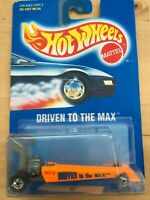 Hot Wheels Driven To The Max Dragster - Blue card #245