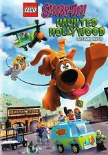 LEGO Scooby-Doo: Haunted Hollywood (DVD, 2016) NEW