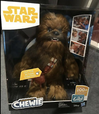Star Wars Ultimate Co-pilot Chewie Action Figure (E0584)