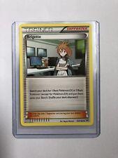 Brigette Trainer Pokemon Card 134/162 Breakthrough Near Mint Minus Condition NM-