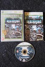 XBOX 360 : DEAD RISING - Completo, ITA ! Capolavoro !
