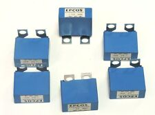 LOT OF 6 EPCOS B32656S8125K565 CAPACITORS 1.2UF 850V MKP 10% V2