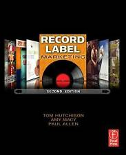 Record Label Marketing, Second Edition-ExLibrary