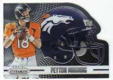 Peyton Manning 2015 Panini Prizm Helmets #3 Broncos
