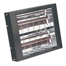 IWMH3000 Sealey Infrared Quartz Heater - Wall Mounting 3000W/230V [Heaters]