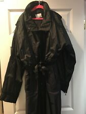 Bogner Black Pin-Striped Ski Suit Women's  Size 10M