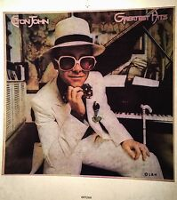 70's ELTON JOHN pop rock Capt Fantastic Greatest Unused vtg Orig t-shirt iron-on