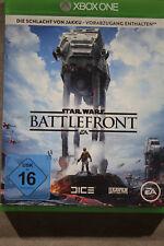 Star Wars: Battlefront (Microsoft Xbox One, 2015, DVD-Box)