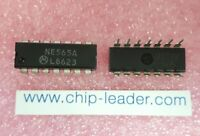 2x Motorola NE565A , IC, PLL/Frequency Synthesis Circuit, BIPolar, PDIP-14