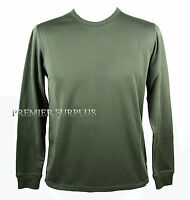 Genuine British Army MTP Issue Thermal Undershirt Baselayer, NEW Size XL