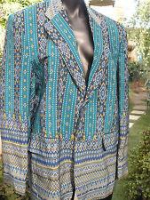 Dapper Men's Jacket - Two Button Front - Dormeuil England - L-XL