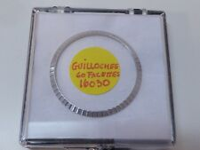 Guillochee 60 Facets New Genuine 36mm Genuine Rolex Bezel Engine Turned 16030,