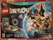 LEGO Dimensions Starter Pack for Nintendo Wii U 71174