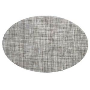 Oval Tableware Mats Non-Slip Heat Insulation Pads Placemat Coaster Kitchen Décor