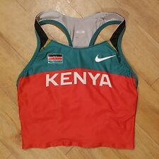Nike Pro Elite Dri-Fit 08-11 Kenia ATLETISMO RUNNING ATLETISMO Crop Top/Chaleco