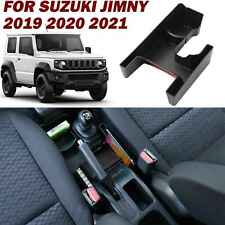For Suzuki Jimny 2019 2020 2021 Car Accessories 4wd Car Gear Shift Storage Box Fits Jeep Wrangler Unlimited