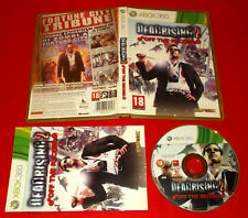 DEAD RISING 2 OFF THE RECORD XBOX 360 Versione Italiana 1ª Ed ○ COMPLETO - FG