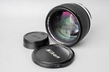 Nikon Nikkor Ai-S 85mm f/1.4 f1.4 Ais Manual Focus Lens, For Nikon F Mount