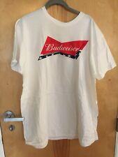 Budweiser Red White & Blue T Shirt Xl New