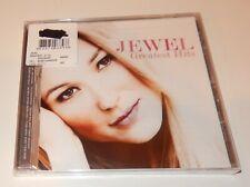Greatest Hits  Jewel   16 Tracks  CD 2013  Craft Recordings  NEW