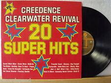 ★★ LP - CREEDENCE CLEARWATER REVIVAL - 20 Super Hits Vol. II - BS 45010 GER