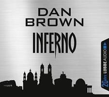 INFERNO ~ von Dan Brown ~ Thriller ~  6 CDs
