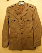 BRITISH ARMY NO2 DRESS UNIFORM MANS JACKET -FADS -THE ROYAL IRISH REG -170/92/76