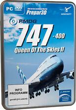 PMDG 747-400 V3 Queen of the Skies II for P3D V4
