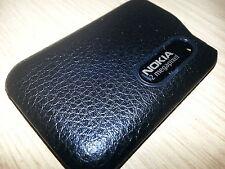 New Genuine Original Nokia 7373 Black Battery Cover Back Fascia N7373 7370 N7370