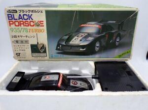 RARE Vintage 1981 Nikko Japan 1/24 Porsche 935/78 Turbo Yonezawa Atcomi Taiyo