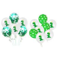 10pcs Dinosauro Balloon 12 pollici lattice palloncino bambini festa di complC op