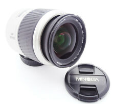 Silver Minolta AF 28-100mm f3.5-5.6 D Zoom Lens with Sony Alpha Fit Free UK P&P!