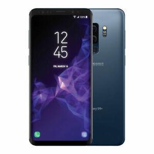 Samsung Galaxy S9+ Plus 64GB 128GB Unlocked Smartphone AT&T Verizon T-Mobile