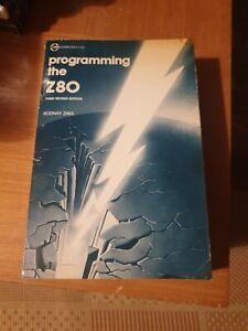 Programming the Z80 book by Rodney Zaks (1982)