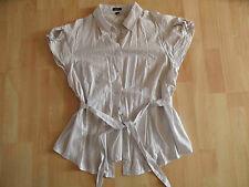 ESPRIT collection schöne Bluse m. Gürtel Gr. 44  NEUw.  LI