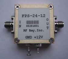 Frequency Divider 0.1-12.0GHz Div 24, FPS-24-12,New,SMA