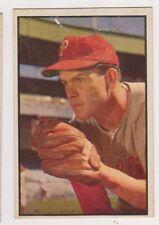 1953 Bowman Color #65 Robin Roberts - Philadelphia Phillies, Excellent Cond'