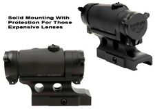 GG&G 1408 AIMPOINT T-1/H-1 BOLT ON MOUNT WITH LENS COVERS