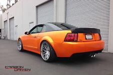 "1999-2004 Mustang ""Terminator"" Style Real Carbon Fiber Spoiler/Wing"