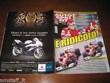 AUTOSPRINT 2010/30=GP F1 GERMANIA=FERRARI RIDICOLO=AUDI A1=PUBBLICITA' SUZUKI
