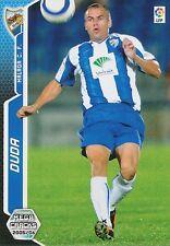 N°212 DUDA # PORTUGAL MALAGA.CF TRADING CARD PANINI MEGACRACKS LIGA 2006