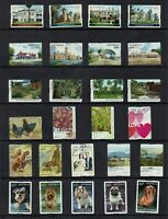 AUSTRALIA DECIMAL...2013 COLLECTION....46 STAMPS ..